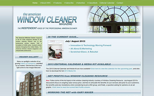 American Window Cleaner